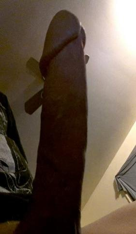 My average cock looks much bigger if you snap the photo right ;)